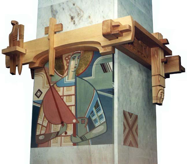 Архитектурный фриз