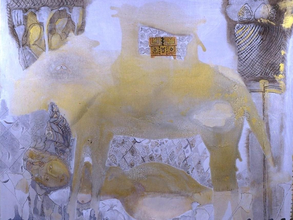 Светлана Пономаренко-Туман х.м.130х150 2008г